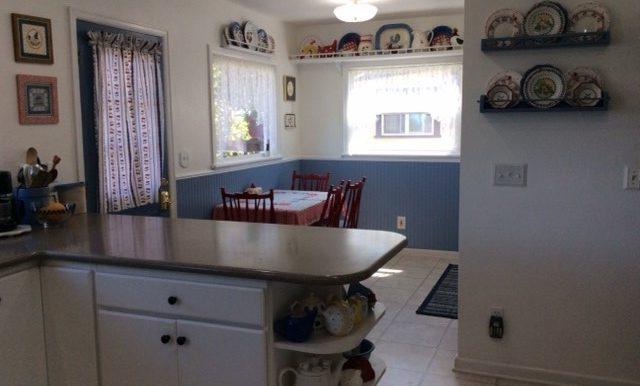 Breakfast Room May 2019